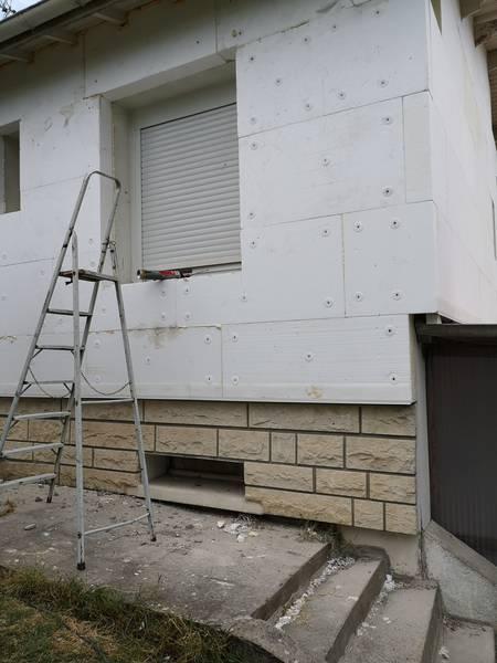 Prix Isolation Mur Exterieur Au M2