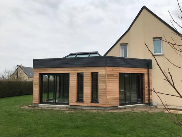 Extension Chambre Maison