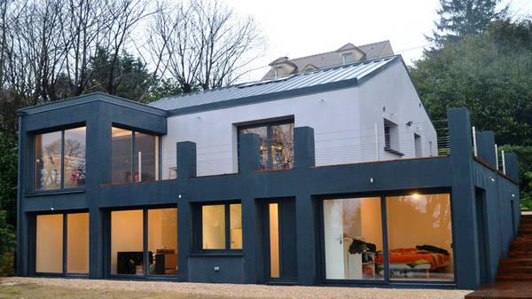 Extension Maison 20M2 Toit Plat